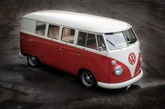 Volkswagen Microbus (1965) til leie i Bergen og Hordaland.