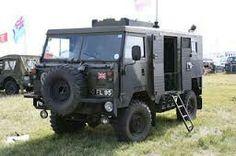Land Rover 101 forward control