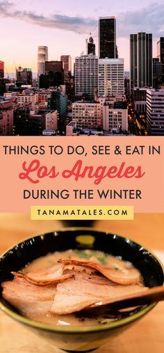 Things to do in Los Angeles during the winter season | California | Los Angeles Snow | Los Angeles Museums | Los Angeles Hiking | Los Angeles Outdoors | Los Angeles Beaches | Los Angeles Cafes and Coffee | Los Angeles Hot Chocolate | Los Angeles Ice Skating | Los Angeles Ramen | Los Angeles Food | Los Angeles Fireplaces | Winter Santa Monica | Winter Venice Beach | Malibu Winter | Winter Day Trips from Los Angeles | Hollywood WInter | Beverly Hills Winter | Los Angeles Christmas
