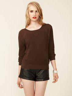Frith Raglan Pocket Sweater by Twenty8Twelve on Gilt.com