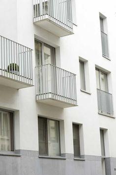 Nieuwbouw met aluminium ramen: perfect match!