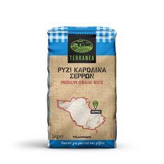 Terranea Legumes & Rice 7 Food Branding, Food Packaging Design, Packaging Design Inspiration, Rice Packaging, Label Design, Package Design, Design System, Box Cake, Food Design