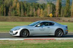 On board. #Maserati