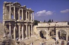 Ephesus is an ancient city in Turkey's - Ted Frank