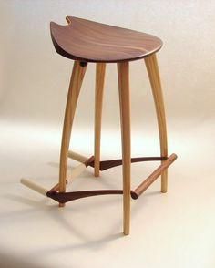 Guitar stand stool - perfect for my husband to use in baby girl's room. He can play her to sleep!
