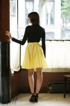 Cute DIY skirt