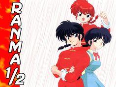 Ranma 1/2 (l'un de mes anime préféré avec Nicky Larson )