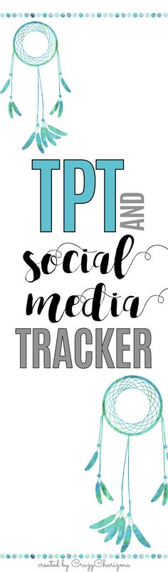 TPT and Social Media Tracker: what's inside? ✔ TPT tracker for every month; ✔ TPT overall tracker; ✔ Site wide sales tracker; ✔ Pinterest tracker; ✔ Facebook tracker; ✔ Instagram tracker and more. | CrazyCharizma