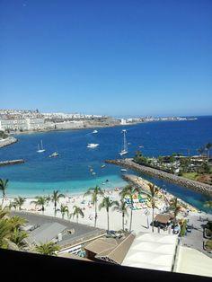 Playa de Anfi- Gran Canaria