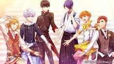 ☆Otome games☆ ☆Utapri☆ ☆Magic Kyun Renaissance☆ ☆Randomness☆  OTOME!! <3