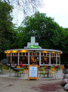 Flinders, Cafe & restaurant - Groningen, Netherlands