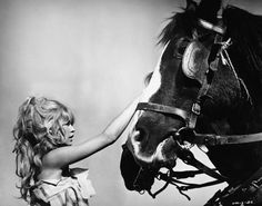 Portrait of French actress Brigitte Bardot petting a horse, circa Get premium, high resolution news photos at Getty Images Brigitte Bardot, Bridget Bardot, Saint Tropez, Audrey Hepburn, Vogue Paris, Cannes, Beautiful Horses, Most Beautiful, Beautiful People