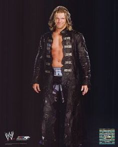 Edge - WWE Wrestling 8X10 Glossy Color Photo $4.98