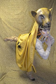 Lioness - Lion King Musical #2 by temperance on DeviantArt