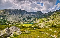 Retezat Mountains by Eduard Andrica
