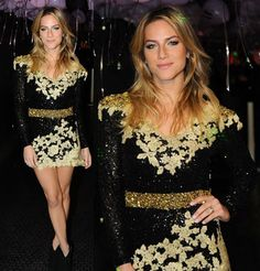 Giovanna Ewbank in Lethicia Bronstein