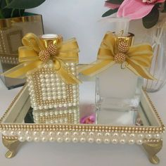 Kit lavabo Home Spray, Kit, Decorative Boxes, Gift Wrapping, Home Decor, Pasta, Rose Gold, Luxury Bathrooms, Handmade Soaps