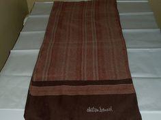Vintage scarf Christian Bernard designer scarf by DivaDecades