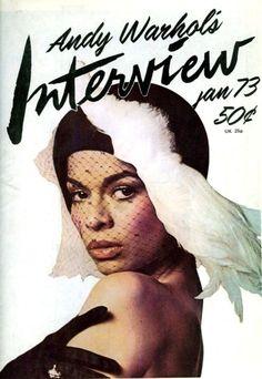 Bianca Jagger 1973