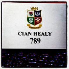 Cian Healy....