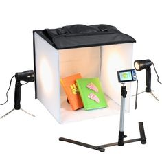 Square Perfect Professional Quality 16 Inch Studio In a Box Light Tent Cube for Quality Photography Square Perfect,http://www.amazon.com/dp/B000PC4A0O/ref=cm_sw_r_pi_dp_UO0htb0FAXYGPG9V