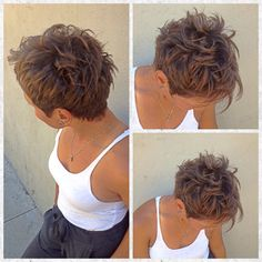That tan and hair color is natural