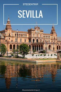Stedentrip Sevilla. Wat een plaatje is Sevilla toch en het mooie: het is er bijna het hele jaar door goed weer. Dus heb je zin in een stedentrip Sevilla? Het kan altijd. Bekijk alle tips   Mooistestedentrips.nl