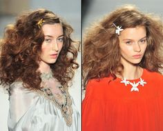 Hair accessories spring 2014