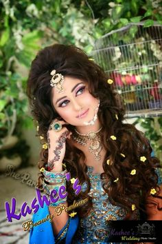 Bridal Makeup by Kashee's Beauty Parlour…