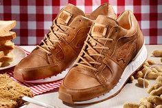 AFEW x KANGAROOS COIL R1 (PEANUT BUTTER) | Sneaker Freaker