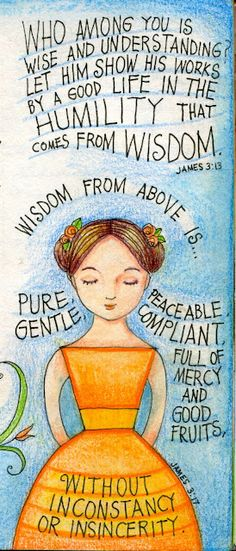 peggy aplSEEDS: Prayer Journal awesome for art journaling. Great ideas and tips. Scripture Art, Bible Art, Bible Scriptures, Bible Quotes, Wisdom Scripture, Scripture Doodle, Scripture Images, Faith Quotes, Wisdom Quotes