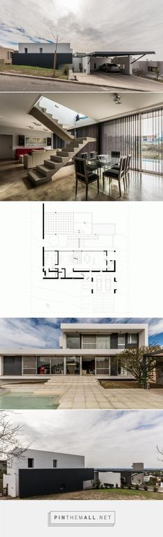 La Rufina House / Federico Olmedo | ArchDaily - created via http://pinthemall.net