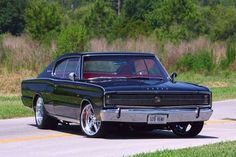 1967 Hemi Dodge Charger