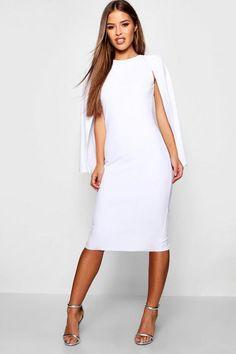 eb331321ff0 34 Best Cape sleeve dress images