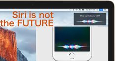 Please Apple, Siri is not the future! | Svartling Network