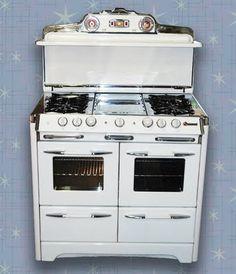 antique retro propane stove oven dream decor pinterest