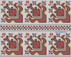 Gallery.ru / Традиційний подільський рушник - Традиційний подільський рушник - valentinakp