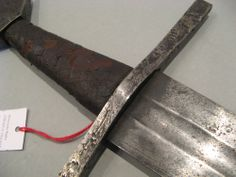 Knightly Sword Dated: circa 1200 Culture: German  Source:...
