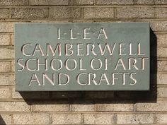 See 69 photos and 5 tips from 315 visitors to Camberwell College of Arts. Camberwell College Of Arts, Old London, Year 2, Four Square, Astrology, Things To Come, Sculpture, Random, Crafts