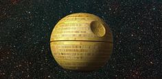 This Wood Death Star Is the Pinnacle of Carpentry
