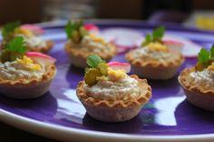 Picada para rellenar tartaletas, volovanes, sandwiches, .... Cocinando con las chachas Blog.