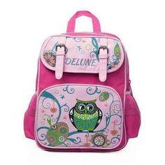 Delune Brand Kids Cartoon School Bags Children Orthopedic School Backpacks  For Girls Boys School 75004587a41ae