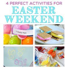 Wilde Designs: 4 Perfect Activities for Easter Weekend
