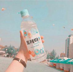 muhje kya pata u can't call Peach Aesthetic, Korean Aesthetic, Aesthetic Colors, Aesthetic Images, Aesthetic Food, Aesthetic Photo, Imagenes Color Pastel, Japanese Snacks, Japanese Drinks