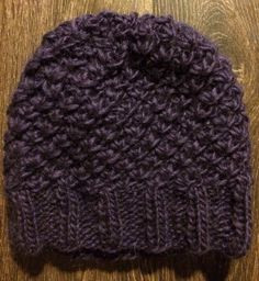 Knit Hat made with iceland wool