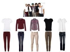 One Direction Inspired Outfit (x)