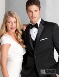 #Slimfit #tuxedos create a sleek and stunning #profile
