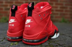 Nike Air Max Barkley Varsity Red #Sneakers