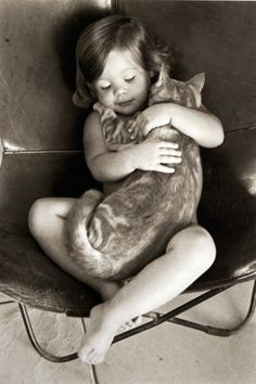 Animal love, the love between a person and an animal is True Beauty.