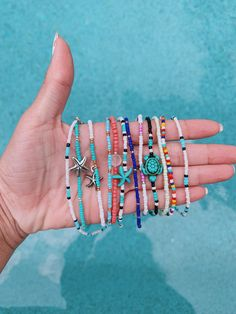 Trendy and beachy jewelry by BoardwalkBeadsCo Seed Bead Jewelry, Cute Jewelry, Beaded Jewelry, Jewelry Accessories, Seed Bead Necklace, Jewellery, Heart Jewelry, Tribal Jewelry, Men's Jewelry